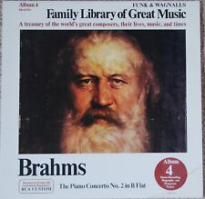 Brahms Family Library of Great Music Vol 4 FW-304
