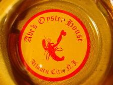 Vintage Abe's Oyster House Atlantic City New Jersey Ashtray