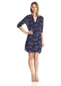 NWT, Splendid Cindelle Floral Lace-up dress, size Small