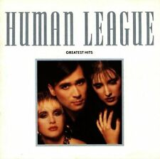 Human League Greatest hits (1988) [CD]