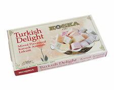 (9,38 EUR/Kg) les loukoums Avec Différents Arômes 500 G | Turkish Delight Koska