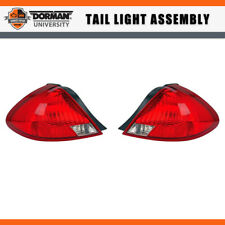 2 PCS Left & Right Tail Light Assembly Dorman For 2000-2001 FORD TAURUS