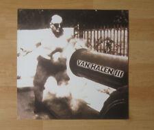 """VAN HALEN- 12"""" x 12"""" Display Card (Flat) Van Halen III"""