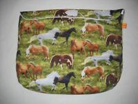 Breyer traditional pony pouch pocket custom model horse fabric transport