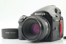 【 MINT 】 Mamiya 645 AFD Medium Format Camera + Schneider AF 80mm f2.8 Lens Japan