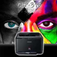 SAMSUNG Farblaserdrucker CLP-315 ohne Toner