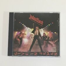 Judas Priest  - Unleashed in the East (CD, Jun-1986, Columbia (USA))