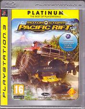 MotorStorm: Pacific Rift [PlayStation 3 PS3, Region Free, Off-Road Racing] NEW
