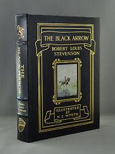 Easton Press: The Black Arrow by Robert Louis Stevenson Illustr. by N. C. Wyeth