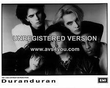"Duran Duran 10"" x 8"" Photograph no 19"