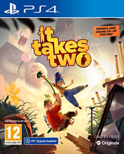 Ps4-It Takes Two (Ps4) GAME NEW