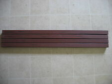"""TREX DECKING 1 3/8"""" DECK BALUSTERS - CAYENNE COLOR - 36 1/4"""""""