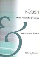 Choral Fanfare for Christmas, New, Nelson, Ron Book
