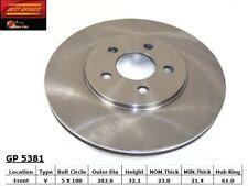 Disc Brake Rotor fits 1995-2006 Dodge Stratus  BEST BRAKES USA