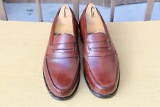 CHAUSSURE MOCASSIN JM WESTON CUIR 7,5 D 41,5 EXCELLENT ETAT MEN'S SHOES