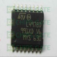 4PCS L4978 Encapsulation:DIP,2A Step Down Switching Regulator