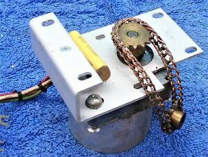 A.W. HAYDON - A86803-U4-MI - Synchronous Motor, R.P.M 30 & 60. Supply: 120V