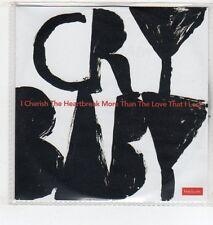 (ET413) Cry Baby, I Cherish The Heartbreak ... - 2012 DJ CD