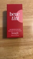 Benefit Bene-Tint Rose Tinted Lip & Cheek Stain 0.2 OZ/6.0 ml **100% Authentic**