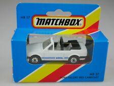 Ford Escort XR3i Cabriolet (17-E/37-G) - 64983 Matchbox MB75