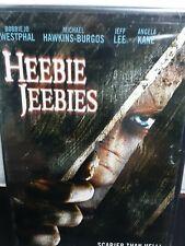 Heebie Jeebies: Scarier Than Hell (DVD, 2005) Bobbie Jo Westphal,New & Sealed
