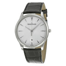 Jaeger LeCoultre Master Ultra Thin Stainless Steel Mens Watch Q1288420