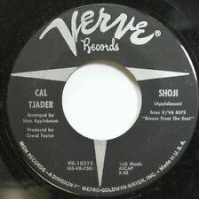 Jazz 45 Cal Tjader - Shoji / Sake And Greens On Verve Records