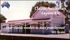 """HO Scale Australian BUILDING """"CLASSIC"""" STARTER KIT"""