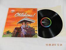 Oklahoma! 33rpm record 1955 Sound Track WAO 595 Capitol Records