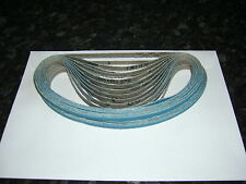 Zirconia powerfile belts 13mm x 451mm 40grit PREMIUM Quality(10)