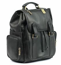 Claire Chase Sierra Backpack Black 327