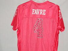 Minnesota Vikings Brett Favre jersey-Super Fan Gear-L-Reebok ladies junior