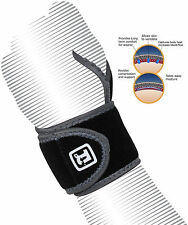 RDX Neoprene Silicon Wrist Thumb Brace Support Gym Weight Lifting Strap Wrap U