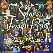 """Stone Temple Pilots """"Songs From Vatican Gift Shop"""" U.S. Promo Poster - Hard Rock"""