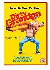 DIRTY GRANDPA      BRAND NEW SEALED GENUINE UK DVD