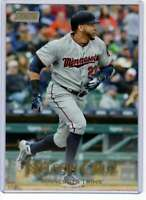 Nelson Cruz 2019 Topps Stadium Club 5x7 Gold #169 /10 Twins
