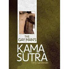 The Gay Man's Kama Sutra by Terry Sanderson (Hardback, 2015)