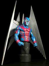 Bowen Designs Archangel X-Men Marvel Bust Statue New from 2006