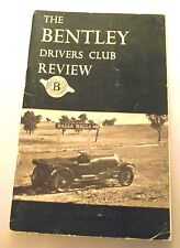 Bentley Drivers Club Review Magazine - July 1970