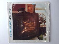 "SONIC YOUTH - LITTLE TROUBLE GIRL (SEALED) UK Vinyl 12"" Single Geffen Records"