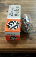 GE General Electric 33GY7A Vacuum Tube