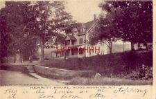 pre-1907 Merritt House, Woodbourne, N.Y. 1906