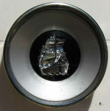 1953 PLYMOUTH STEERING WHEEL CENTER HORN BUTTON EXCELLENT L@@K #F990
