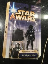 Star Wars A New Hope Battle of Yavin Tie Fighter Pilot Action Figure New