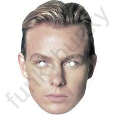 Jason Donovan 1980's - Aussie Celebrity Card Mask - All Our Masks Are Pre-Cut!