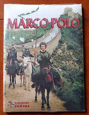 ALBUM Figurine Panini MARCO POLO 1982 SIGILLATO ITALIANO Completo EDICOLA