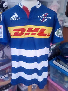 """Stormers 2014 Super Rugby Jersey  size 21"""" pit to pit adult"""