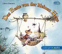 LIEVE BAETEN - DAS BESTE VON DER KLEINEN HEXE  3 CD NEU