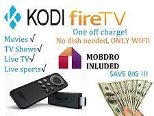 Amazon Fire Stick with Kodi ✔️Sports✔️Movies✔️TV✔️Kids✔️