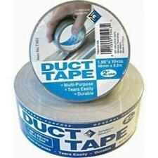 T903 Duct Tape 2 X 10 Yd Silver New